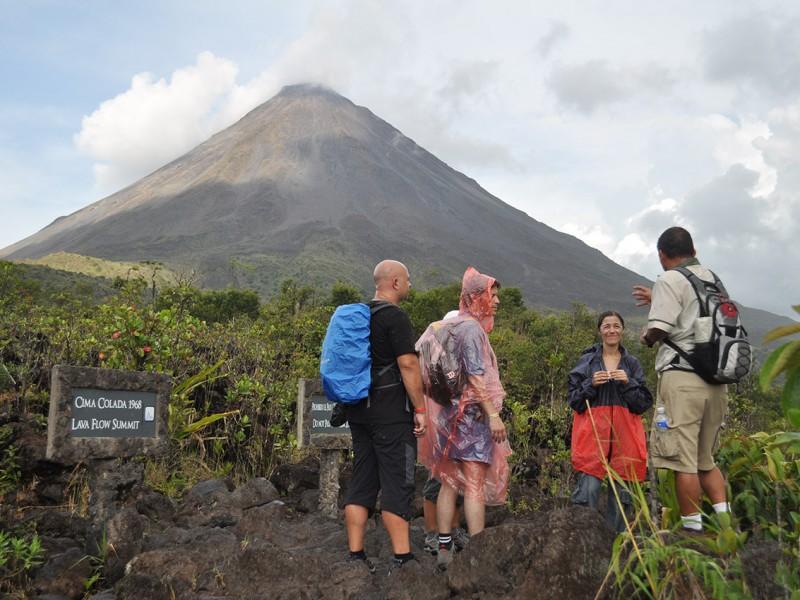 Volcano-Hike