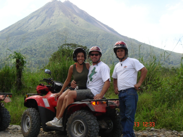 ATV tour - Arenal Costa Rica